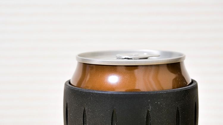 サーモス保冷缶ホルダー350ml飲み口
