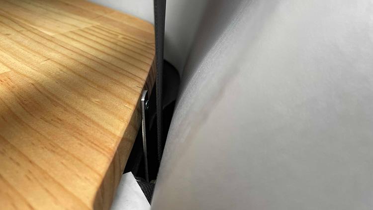 リアサイドテーブル設置手順3-7(天板の固定)